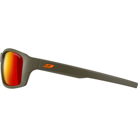 Julbo Extend 2.0 Spectron 3CF Sunglasses Junior 8-12Y matt army-multilayer red
